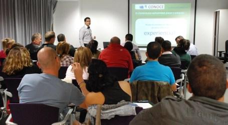 Santa Lucía inicia un ciclo de charlas para formar a emprendedores y empresas