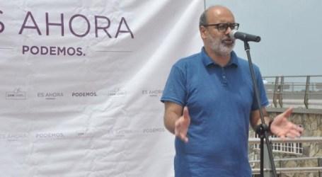 El grupo de Podemos apoya las medidas para el control de cabras asilvestradas