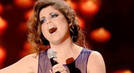 La ganadora de Got Talent canta en las fiestas patronales de Maspalomas