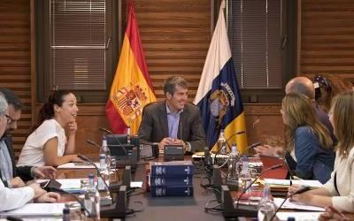 El Gobierno toma en consideración el proyecto de Ley del Suelo de Canarias