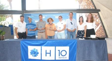Maspalomas Golf acogió el IX torneo H10 Playa Meloneras Palace