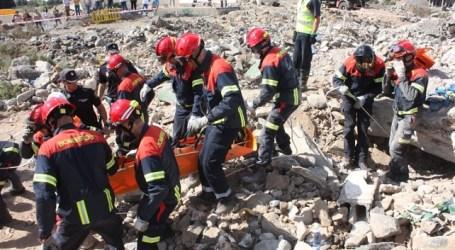 Los bomberos de Maspalomas se emplearon en 447 intervenciones en 2015