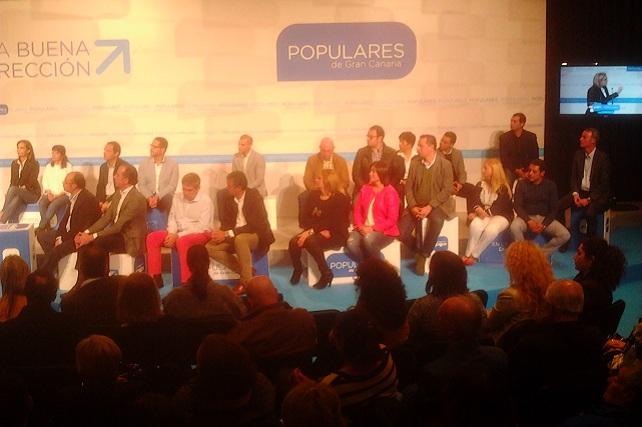 Candidatos del PP a las alcaldías de los 21 municipios de Gran Canaria