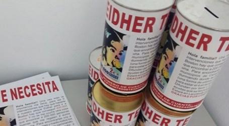 CCOO del Ayuntamiento de Santa Lucía habilita una hucha para Eidher