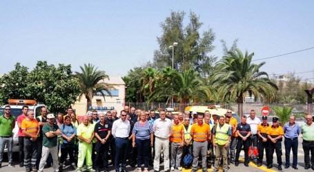 Maspalomas honra la memoria del agente forestal fallecido en La Palma