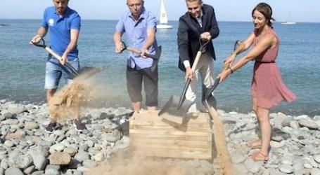 NC exige a Onalia Bueno una solución para los afectados por la playa de Tauro