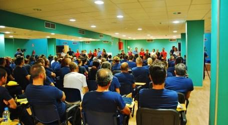 73 moganeros comienzan a trabajar gracias al Plan Extraordinario de Empleo Social
