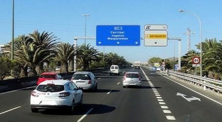El Cabildo aprueba 20,5 millones para la conservación de zonas verdes de carreteras