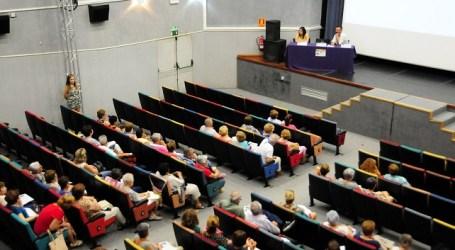 Maspalomas organizó un cinefórum por el Día Mundial del Alzheimer