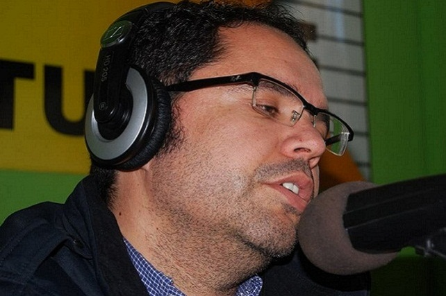 Gustavo Santana, secretario general de UGT Canarias