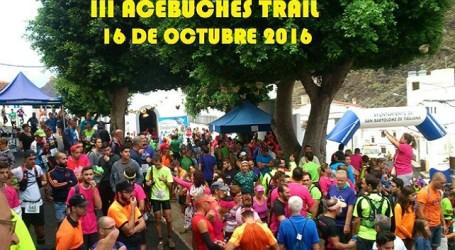 Samuel Ortega se proclama vencedor de la III Acebuches Trail de Cercados de Espino