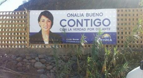 La Junta de Gobierno rebaja las sanciones a Ciuca y Onalia Bueno