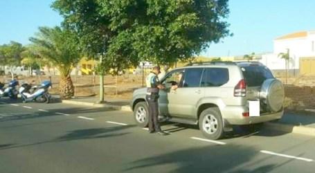 La Policía Local inicia una campaña de prevención de accidentes por distracciones al volante