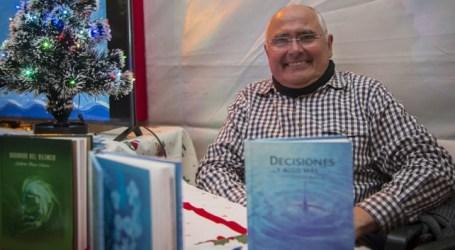 Guillermo Bueno Marrero publica 'Decisiones…y algo más', su segundo libro