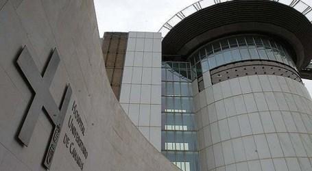 El primer nacimiento de 2017 en los hospitales públicos de Canarias tuvo lugar en Tenerife