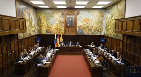Antonio Morales anuncia el respaldo del Cabildo a la movilización de Roque Aldeano