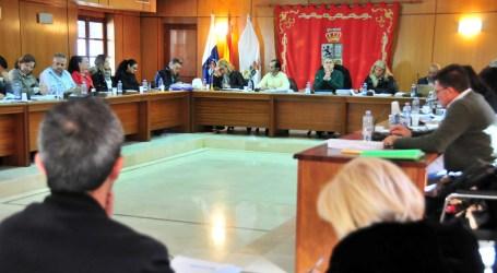 PSOE, NC  y SBTPuede rechazan el Presupuesto General del Ayuntamiento para 2017