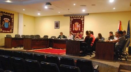 PP y NC denuncian que la alcaldesa de Mogán celebra un pleno sin convocar a la oposición