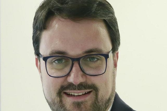 Asier Antona, presidente del PP de Canarias