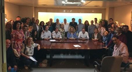 Australia Navarro continuará en la presidencia del PP de Gran Canaria otros cuatro años