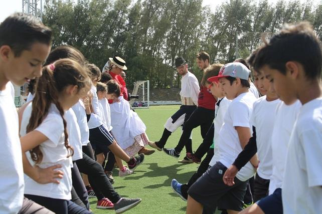 Santa Lucía: juegos y deportes tradicionales