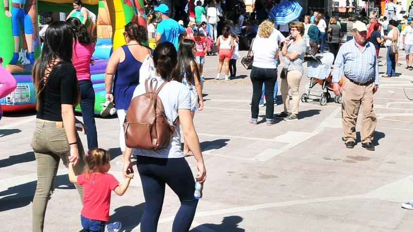 Maspalomas, Día Internacional de la Familia