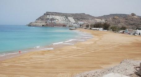El próximo viaje a Madrid de la alcaldesa de Mogán reaviva la polémica por la playa de Tauro