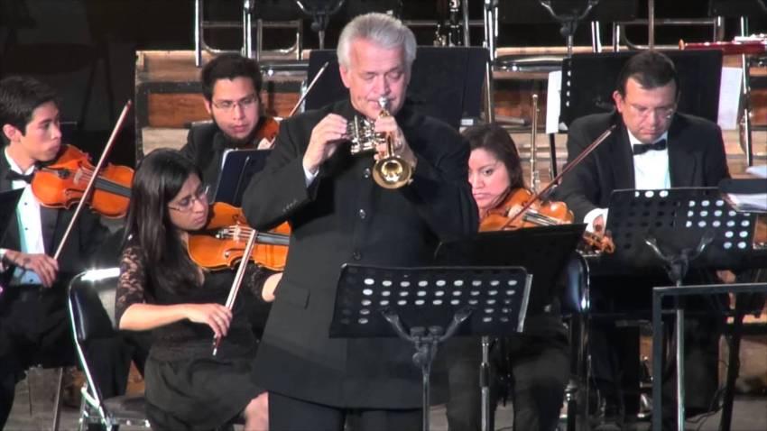 Festival Internacional de Trompeta de Maspalomas, Otto Sauter