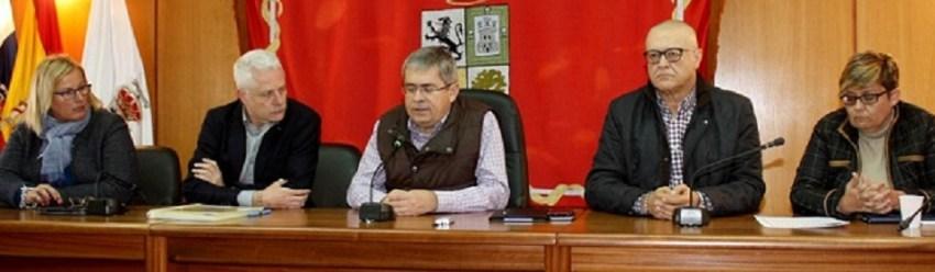 Grupo de gobierno PP-AV-UxGC