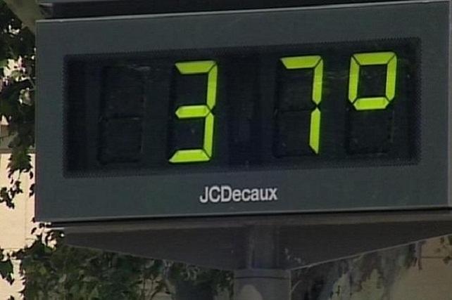 Altas temperaturas en Gran Canaria