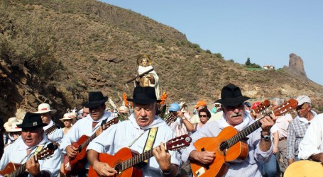 Ayacata y Montaña Blanca celebran sus fiestas populares