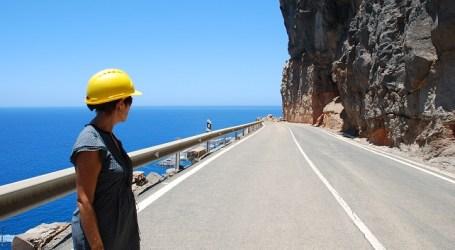 La alcaldesa Bueno reivindica conexiones alternativas entre Taurito y Playa de Mogán