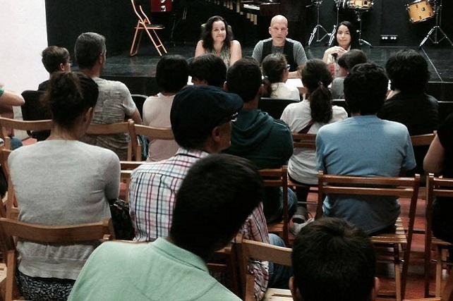 Julio Ojeda, presenta actos de cultura al PSOE
