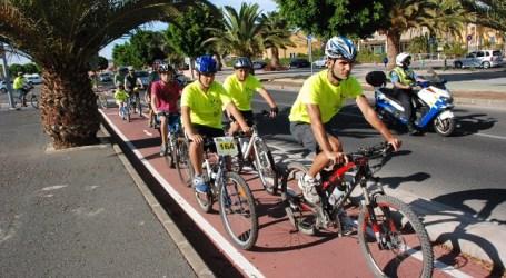 La Semana Europea de la Movilidad abre las inscripciones para la subida popular a Santa Lucia