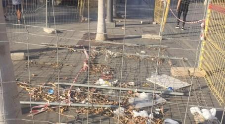 El PP denuncia la falta de mantenimiento preventivo en la ZCA de Vecindario