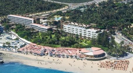La cadena Riu pide licencia municipal para levantar el nuevo hotel Oasis