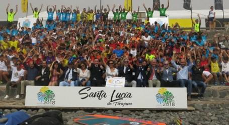 """Santa Lucía reconocida Ciudad Europea del Deporte 2018 por """"sus buenas instalaciones, programas y actividades deportivas"""""""