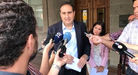 """El PP critica la """"falta de coordinación y la improvisación permanente"""" ante el cierre de la GC-500 en Mogán"""