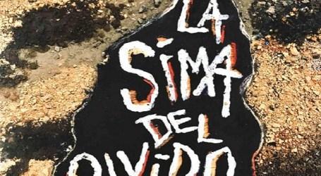 """""""La sima del olvido"""", de Juan José Monzón, se estrena en los multicines Monopol"""