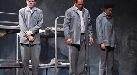 El Víctor Jara acoge el estreno en Canarias del homenaje al poeta Miguel Hernández 'A voz ahogada'
