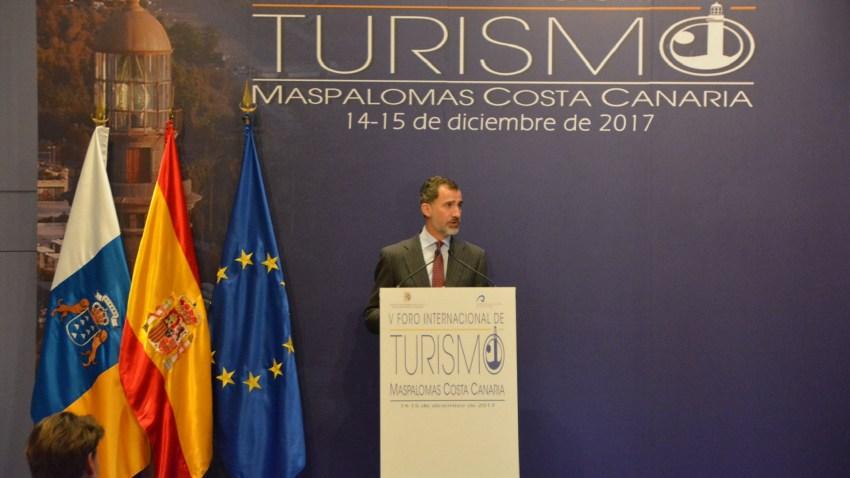 Foro Internacional de Turismo, Felipe VI