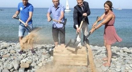 Ciuca-PSOE rechazan la petición de NC para desbloquear la situación de la playa de Tauro