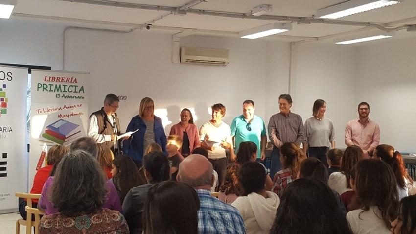Maspalomas, premios certámenes literarios