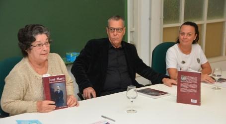 Elsa Vega publica un nuevo libro sobre el pensamiento de José Martí
