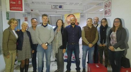 Carlos Álamo, elegido secretario general del PSOE de San Bartolomé de Tirajana