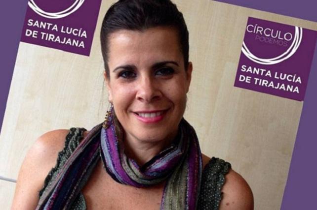 Raquel León, Podemos STL