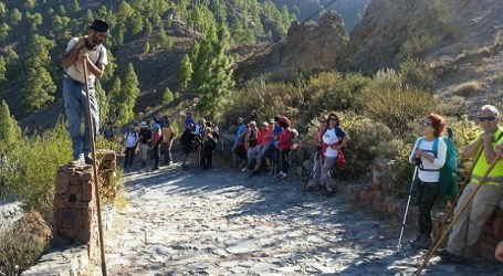 'Desde Santa Lucía, Gran Canaria paso a paso' ofrece este año 12 nuevas rutas por la isla
