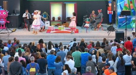 Santa Lucía celebra el Día del Libro con teatro, música y actividades culturales