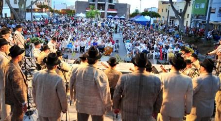Los Gofiones y Antonio Navarro clausuran el 29º Memorial Nanino Díaz Cutillas