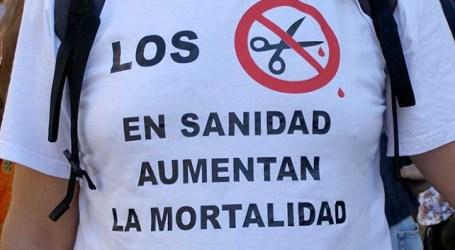 El Partido Comunista de Canarias apoya las movilizaciones en la Sanidad